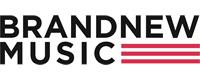 ㈜브랜뉴뮤직 기업 로고